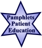 Pamphlets Education Patient