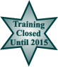 Training Closed Until 2015
